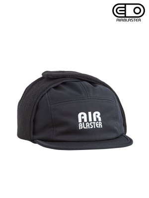 19/20モデル AIR FLAP CAP #Black [AB20CAP_05] _ AIRBLASTER | エアブラスター