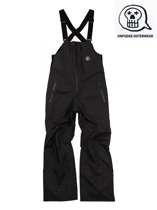 19/20モデル PEEP BIB PANTS #Black