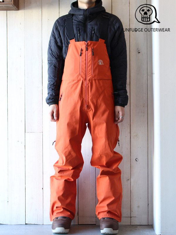 19/20モデル PEEP BIB PANTS #Orange