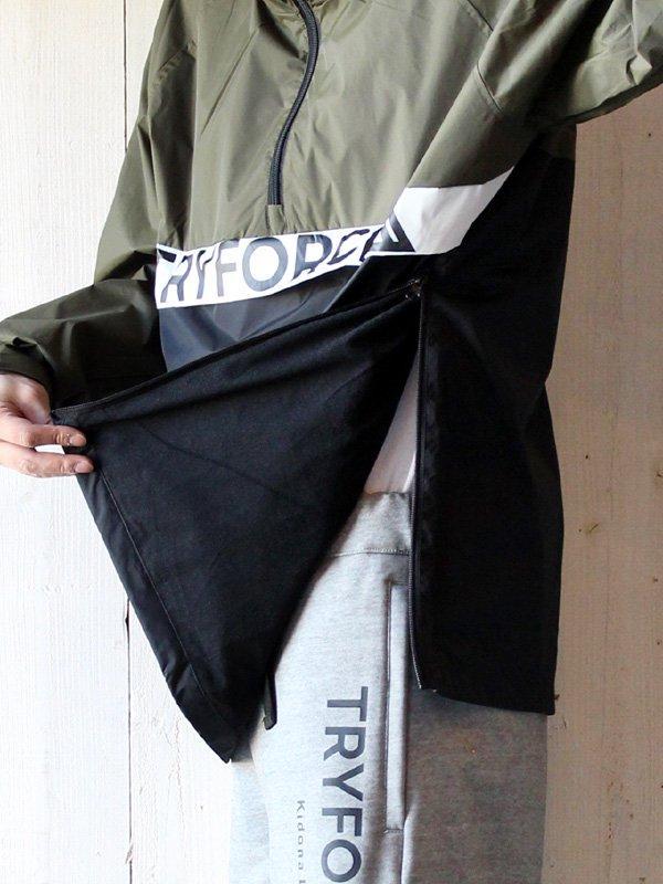 19/20モデル CLASSIC ANORAK #Olive/Black [19TRF-08]