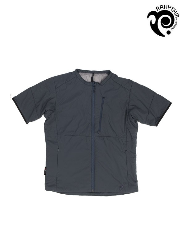 19/20モデル ALPHA H/S SHIRT #Navy [PRM-20334]