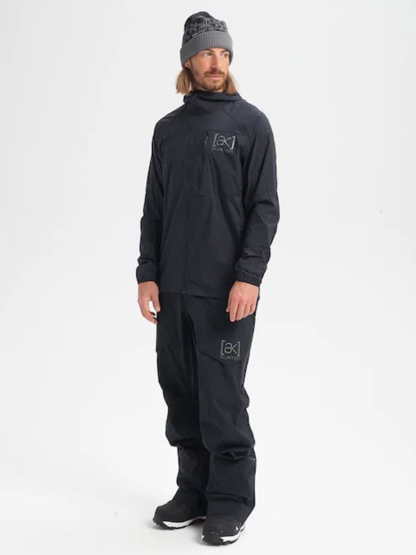 20春夏モデル Burton [ak] Dispatcher Ultralight Jacket #True Black [210401]