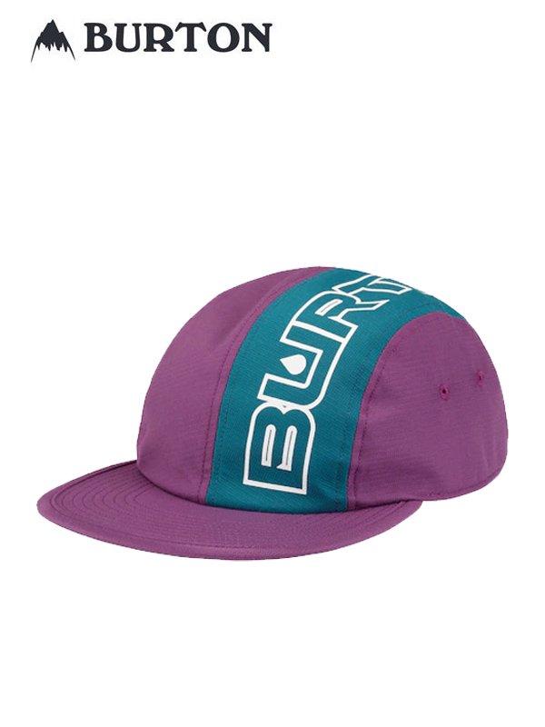 20春夏モデル Portal Solution Dyed Cap #Purple Magic [217541]