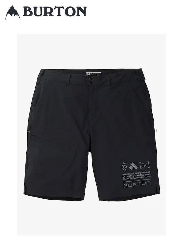 20春夏モデル Burton [ak] Lapse Short #True Black [217391]