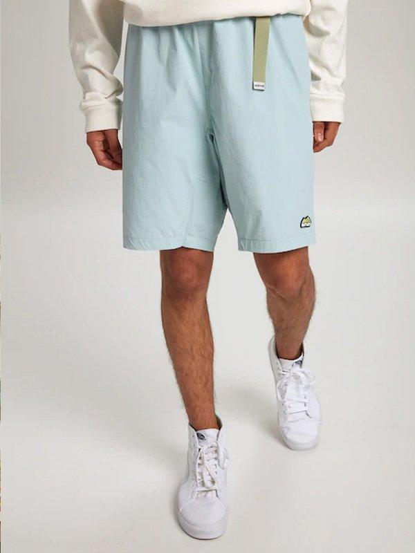 20春夏モデル Men's Burton Clingman Short #Ether Blue [196291]