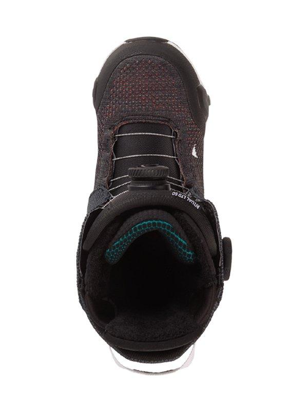 19/20モデル Women's Burton Ritual LTD Step On Snowboard Boot #Black / Multi [215381]<img class='new_mark_img2' src='https://img.shop-pro.jp/img/new/icons6.gif' style='border:none;display:inline;margin:0px;padding:0px;width:auto;' />