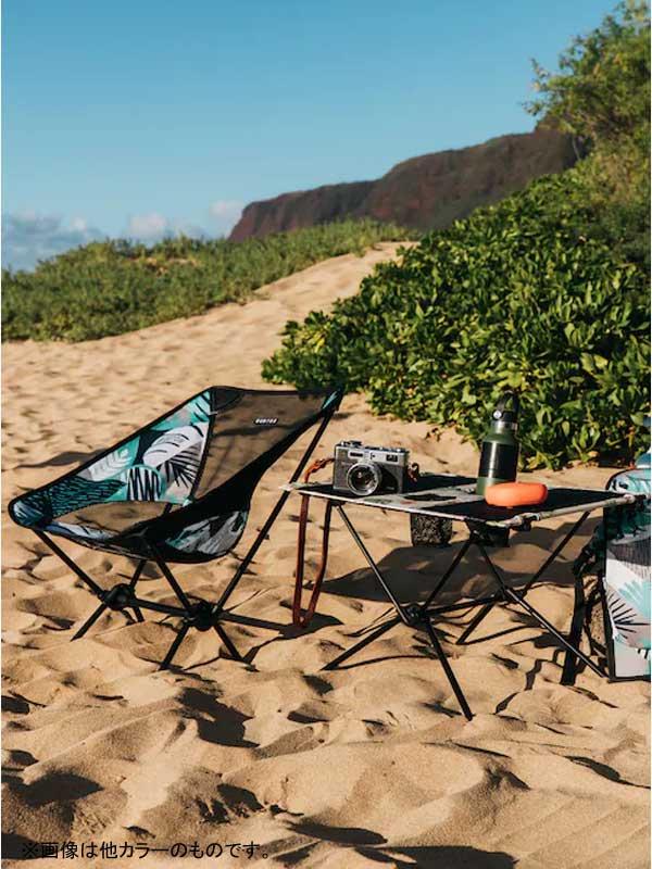 20春夏モデル Helinox x Burton Chair One #Buoy Blue/Orangeade [146091]