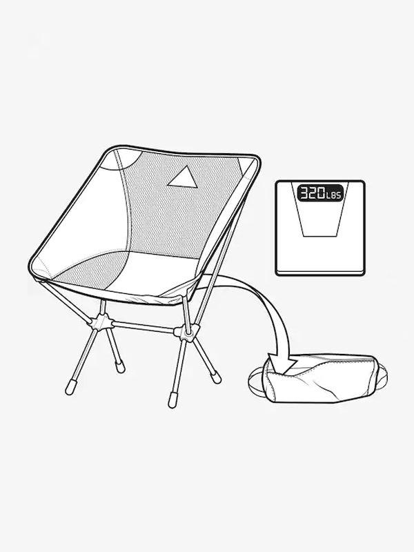 20春夏モデル Helinox x Burton Chair One #Cactus [146091]