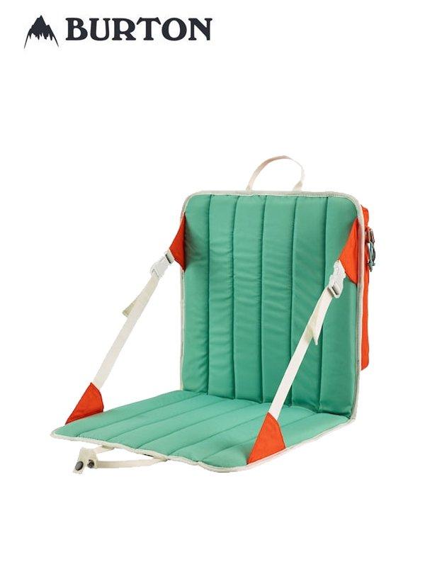 20春夏モデル Burton Idletime Chair #Buoy Blue/Orangeade [196111]