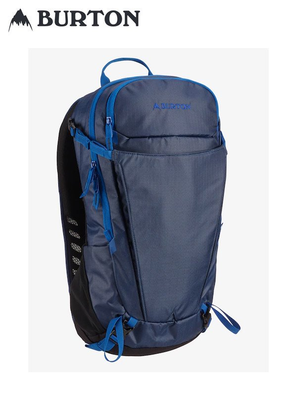 20春夏モデル Burton Skyward 18L Backpack #Dress Blue Coated [205071]