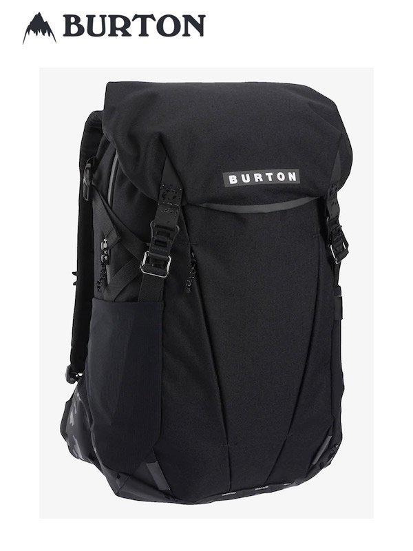 20春夏モデル Burton Spruce 26L Backpack #True Black Ballistic [166991]