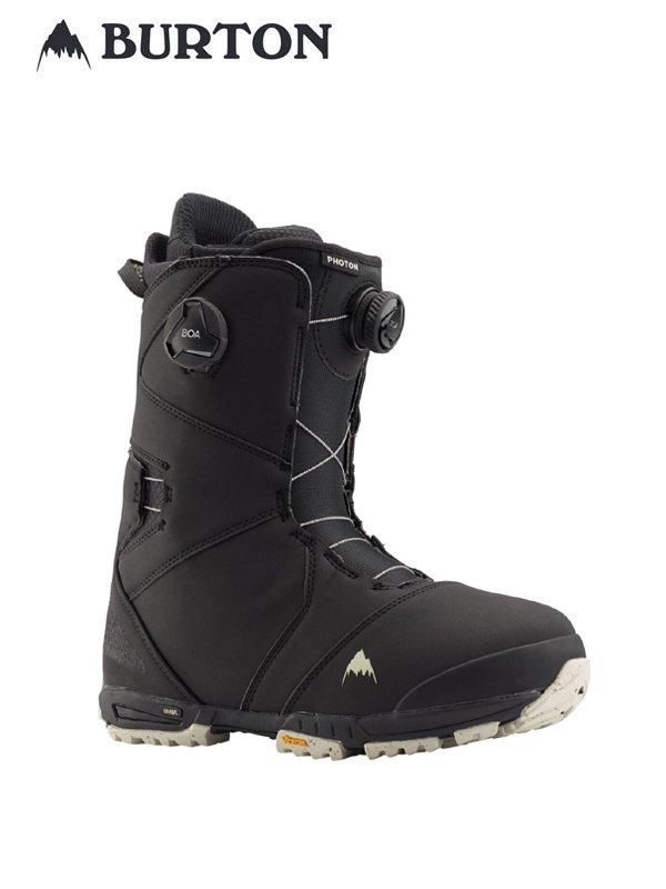20/21モデル MEN'S PHOTON BOA SNOWBOARD BOOT - WIDE #BLACK [206851]