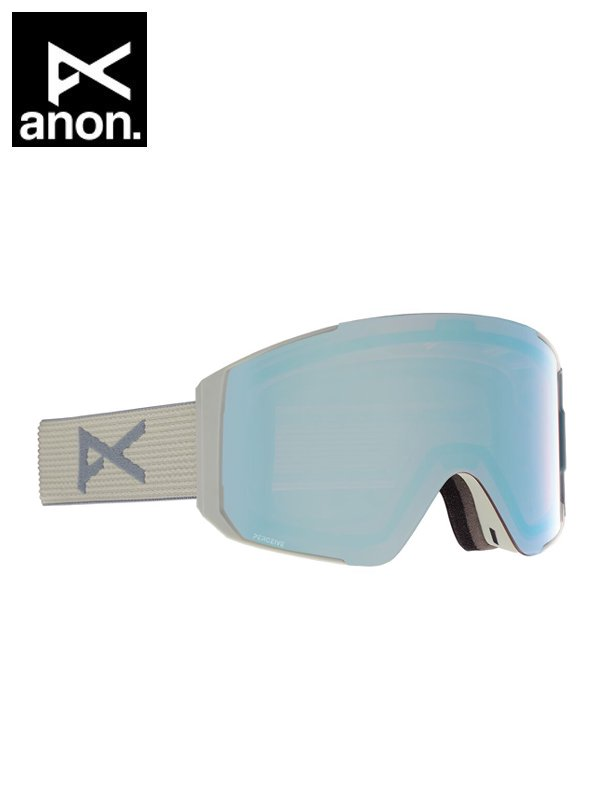 20/21モデル MEN'S SYNC GOGGLE + BONUS LENS - ASIAN FIT #GRAY/P VRBL BLUE [215081]