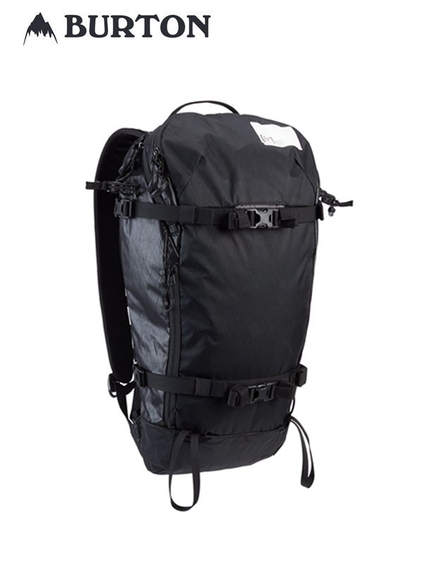 20/21モデル [AK] JAPAN JET PACK 15L BACKPACK #TRUE BLACK X-PAC [221031]