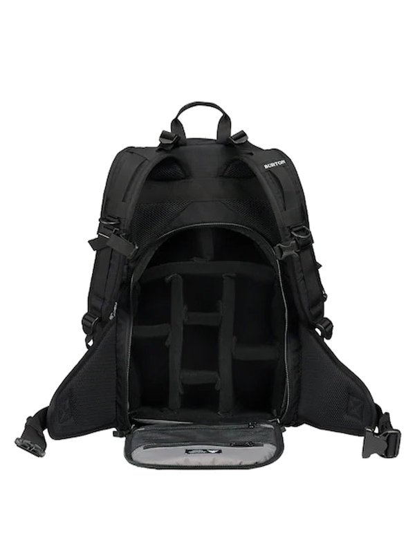 20/21モデル ZOOM 26L CAMERA BACKPACK #TRUE BLACK [110311]