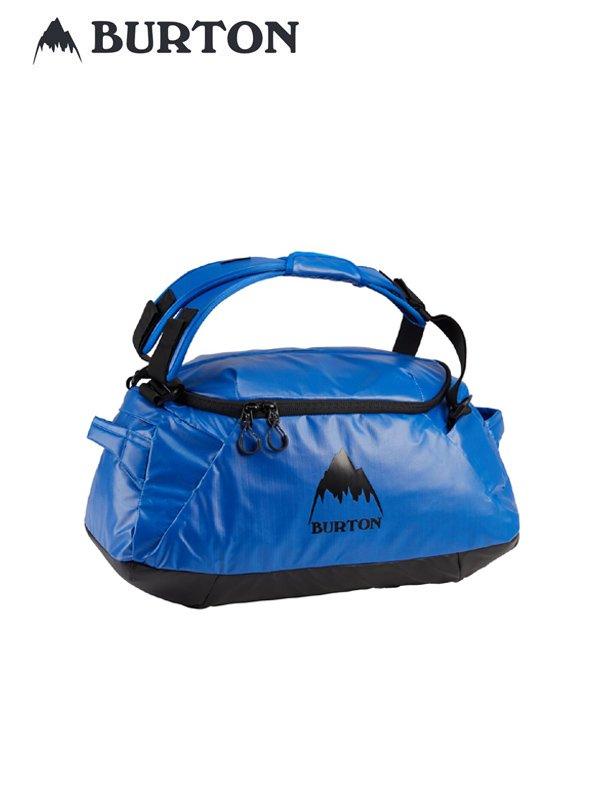 20/21モデル MULTIPATH 40L SMALL DUFFEL BAG #LAPIS BLUE COATED [205721]