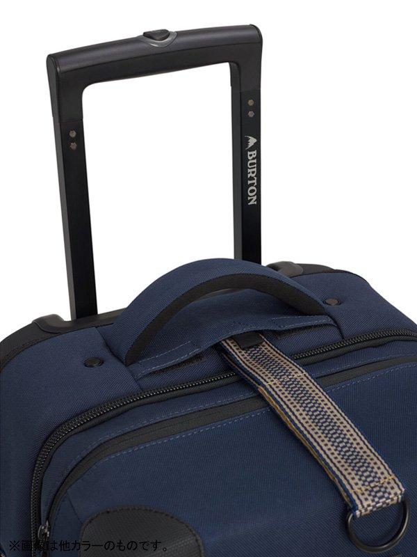 20/21モデル WHEELIE DOUBLE DECK 86L TRAVEL BAG #TRUE BLACK BLSTC [149441]