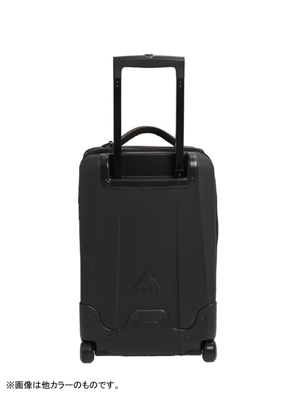 20/21モデル WHEELIE FLIGHT DECK 38L TRAVEL BAG #TRUE BLACK BLSTC [149451]