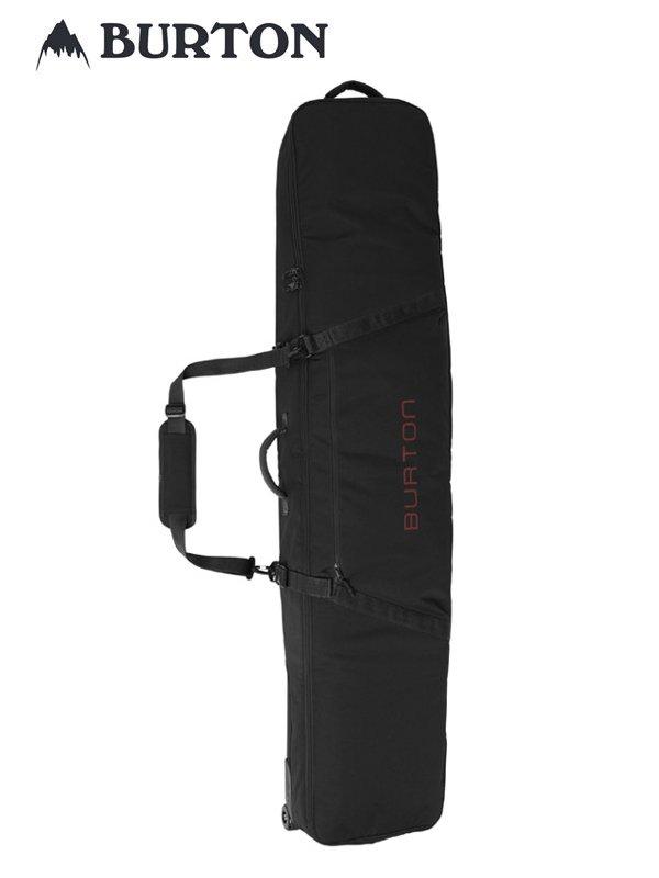 20/21モデル WHEELIE GIG BAG BOARD BAG #TRUE BLACK [109941]