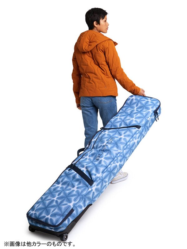 20/21モデル WHEELIE GIG BAG BOARD BAG #DRESS BLUE [109941]