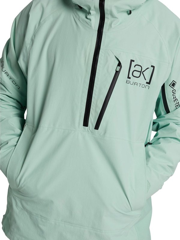 20/21モデル MEN'S [AK] GORE-TEX VELOCITY ANORAK JACKET #FADED JADE [149791]