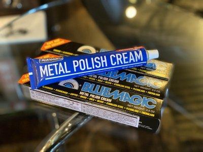 BLUEMAGIC メタルポリッシュクリーム