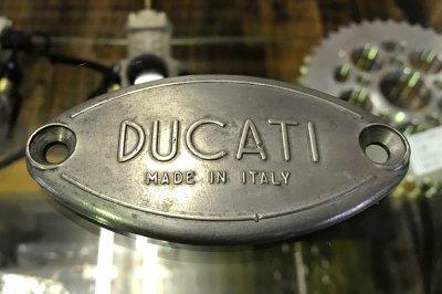 DUCATI 750S ラウンド クラッチカバーキャップ