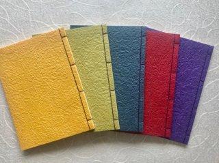和綴じノート(カーネーション)