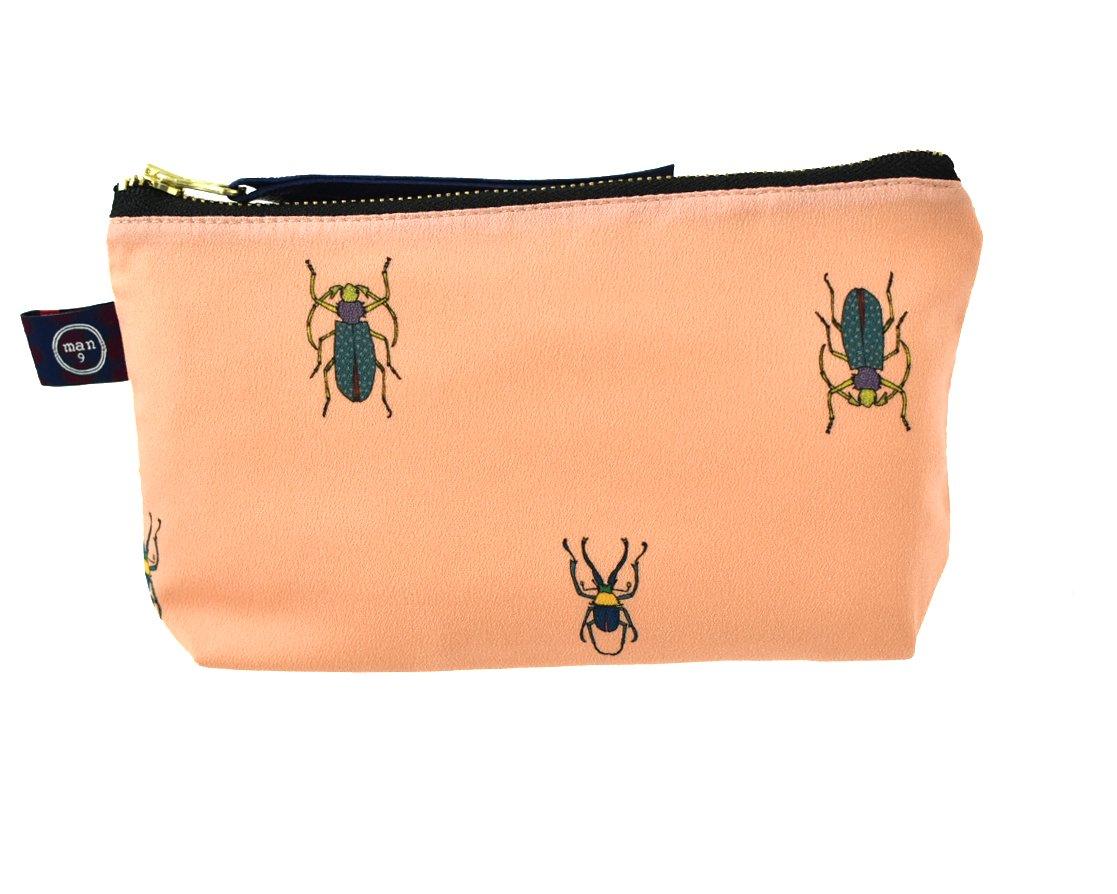 ポーチマチ付き_Bugs pink