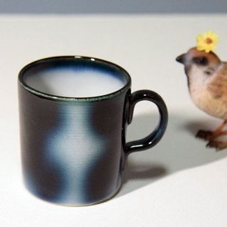 一羽のすずめ限定販売【クロス】マグカップ(大)ヨシュアブルー
