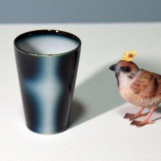「限定」【クロス】フリーカップ(中)ヨシュアブルー