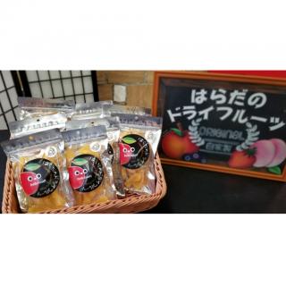 乾燥果実<br>セミドライフルーツ<br>りんご