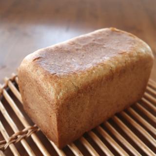 有機ライ麦30%食パン
