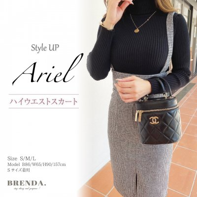 Style Up  Ariel ハイウエストスカート