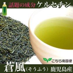 スーパー緑茶「蒼風(そうふう)」◆ケルセチンたっぷり