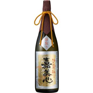 嘉美心 純米大吟醸(桐箱入)1800ml
