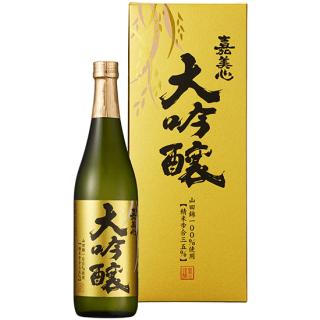 山田錦35%大吟醸 720ml