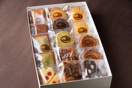 焼き菓子アソートメントSサイズ