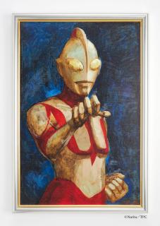 成田亨 複製絵画「真実と正義と美の化身」