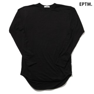 【ラスト1点】EPTM L/S OG LONG T-SHIRTS【BLACK】