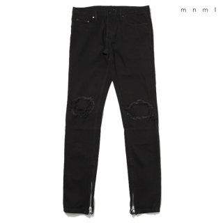 【ラスト1点】MNML M1 DENIM【BLACK】
