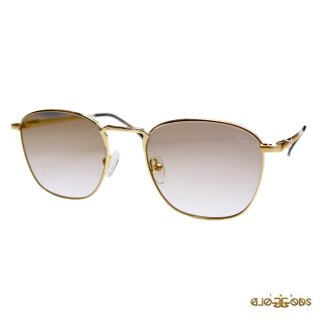 【送料無料】THE GOLD GODS THE ATHENAS SUNGLASSES【GOLD】