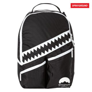 SPRAYGROUND ALL DAY BACKPACK【BLACK】