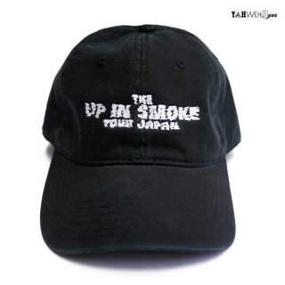 【メール便対応】YAHWEHS EYES 420 LIMITED STRAP BACK CAP【BLACK】【UP IN SMOKE】