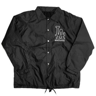 LA CONFIDENTIAL COACH JACKET【BLACK】