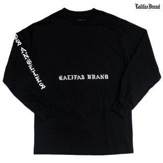 CALIFAS L/S Tシャツ【BLACK】