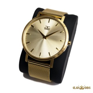 【送料無料】THE GOLD GODS THE MILANESE WATCH【GOLD】