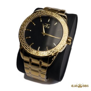 【送料無料】THE GOLD GODS THE AUGUSTUS WATCH【GOLD】
