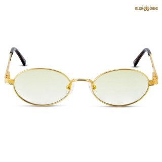 【送料無料】THE GOLD GODS THE ARES SUNGLASSES【GOLD】