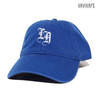 【メール便対応】KAVI KAP$ STRAP BACK CAP【ROYAL BLUE】